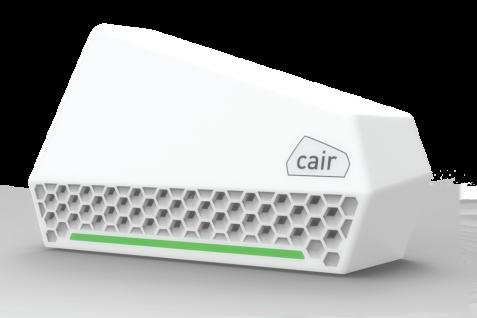 Nuwave Cair - Der smarte Luftqualitätsmonitor