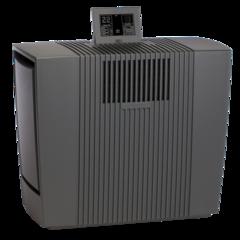 Venta LP60 Luftreiniger 75m² mit 2 Ventacel-Nelior-Filter 0.07 Micron mit Fernbedienung, Anthrazit