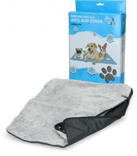 Kühlhaufen Hundematte 24/7 Anti-Rutsch-Abdeckung (120x75cm) XL