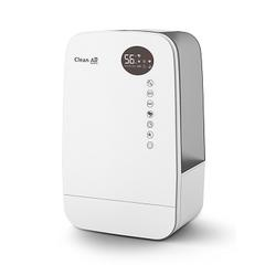 Sauberer Luft-Optima-Luftbefeuchter mit Ionisator CA-607W geeignet für: 65m² / 160m³