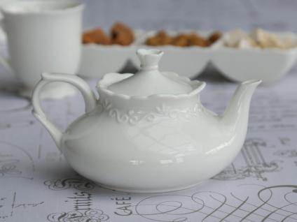Chic Antique Provence Teekanne