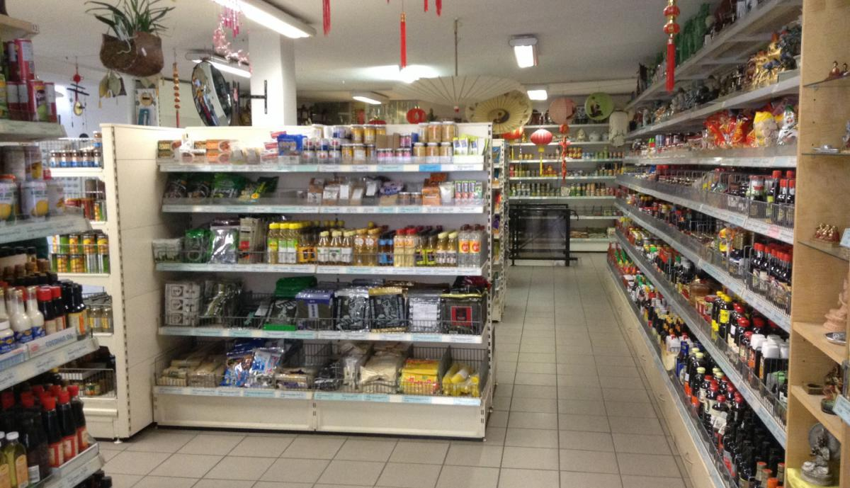 China Laden Regensburg