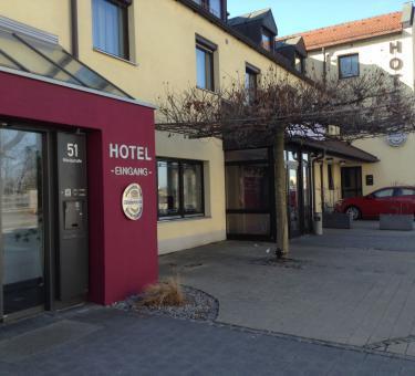 Hotel Restaurant Weihenstephaner Stuben