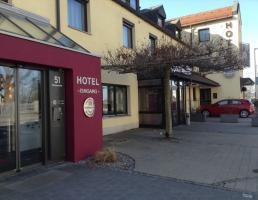 Hotel Restaurant Weihenstephaner Stuben in Landshut