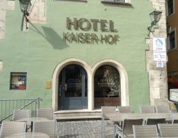 Hotel Kaiserhof am Dom in Regensburg