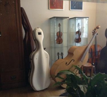 Geigenbau Marius Laufer