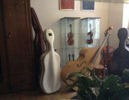 Geigenbau Marius Laufer in Landshut