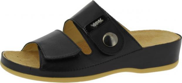 0644M262399 Damenpantolette von Vital, herausnehmbares Fußbett
