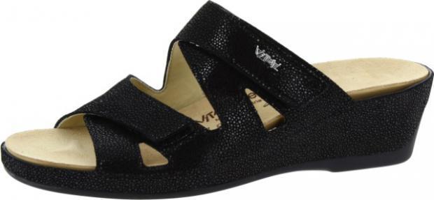 4103. Damenpantolette von Vital. Herausnehmbares Fußbett.