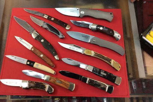 Solinger Taschenmesser große Auswahl
