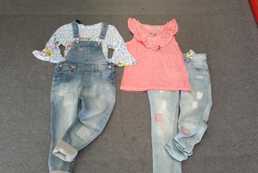 Kinder Jeansmode