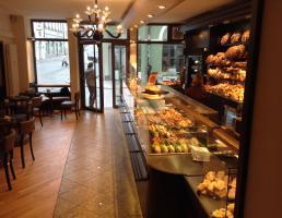 Bäckerei Schifferl - Taubengäßchen in Regensburg
