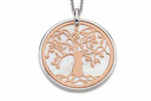 Lebensbaum Silber