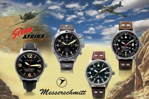 Messerschmitt Fliegeruhren