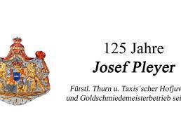 Hofjuwelier Josef Pleyer in Regensburg