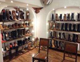 Beppo's Boots Store in Regensburg