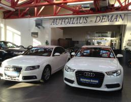 Autohaus Deman in Reutlingen