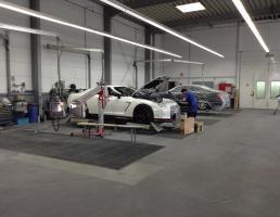Marder Karosserie- und Lackierfachbetrieb in Reutlingen