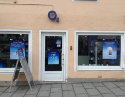 o2 Shop Hauptstraße in Fürstenfeldbruck