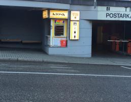Kiosk in Reutlingen