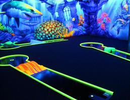 3D Minigolf in Reutlingen