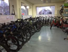 Die Fahrradwerkstatt in Reutlingen