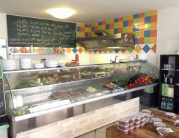 Falafel Shop in Landshut