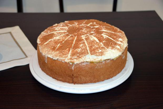 Apfel-Schmarrn-Kuchen