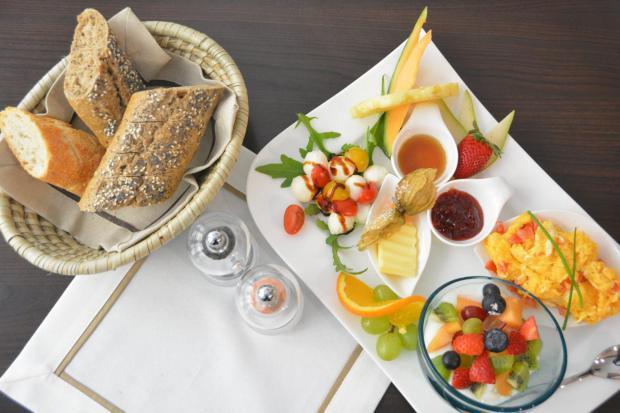 Bio-Frühstück im Cafe Jolie Regensburg
