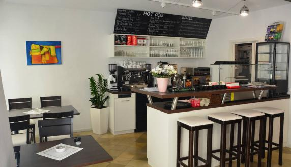Cafe Jolie am Watmarkt 7 in Regensburg Impression