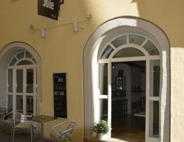 Cafe Jolie am Watmarkt 7 in Regensburg