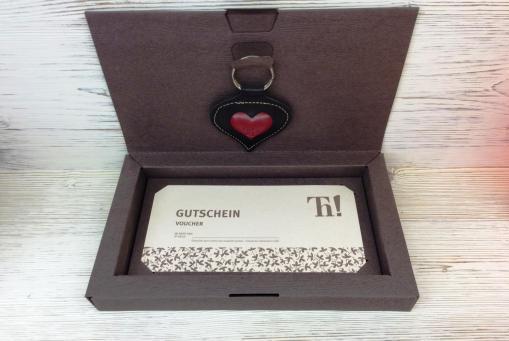 Valentinstag - Think! Store Gutschein