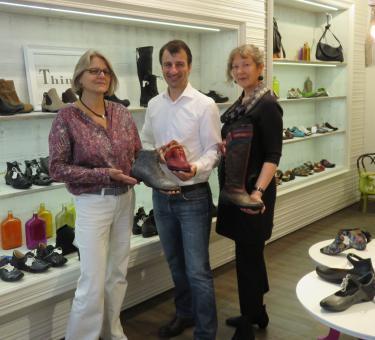 Think! Store Schuhe