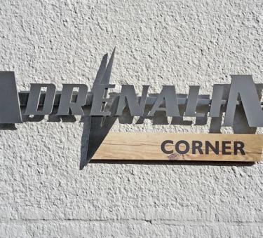 Adrenalin Corner