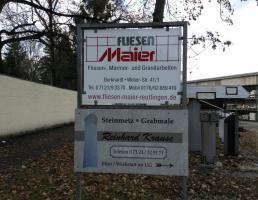 Fliesen Maier Fliesen- Marmor- und Granitarbeiten in Reutlingen