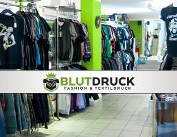 Blutdruck Fashion & Textildruck in Regensburg