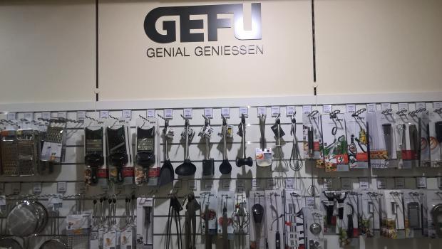 GEFU - GENIAL GENIESSEN