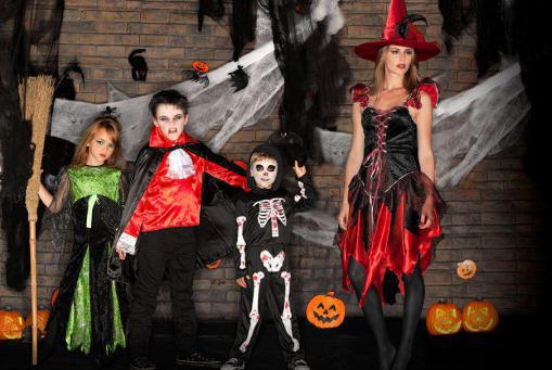 Großer Halloween-Markt in der 3. Etage