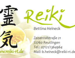 Reiki-RT in Reutlingen