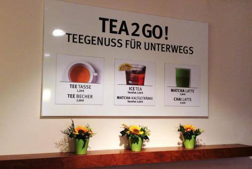 TEA 2 GO!