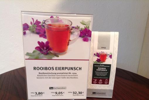 Rooibos Eierpunsch (100g)