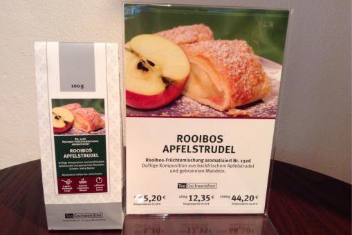 Rooibos Apfelstrudel (100g)