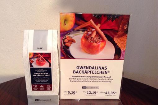 Gwendalinas Backäpfelchen (100g)