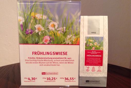 Früchtetee Frühlingswiese (100g)