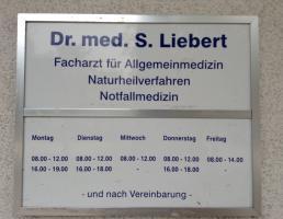 Liebert Stefan Dr. med. Allgemeinmediziner in Reutlingen