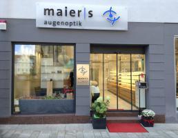 Maier's Augenoptik in Reutlingen