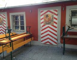 Hinterhaus in Regensburg