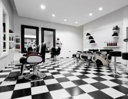 Barbers Saloon in Regensburg
