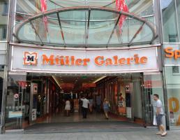 Müller Galerie in Reutlingen