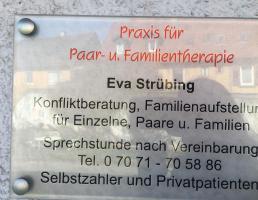 Eva Strübing Praxis für Paar- & Familientherapie in Reutlingen
